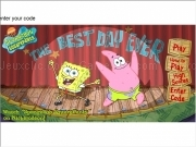 Jouer à Spongebob squarepants - the best day ever
