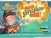 Jouer à Odd parents - big superhero wish