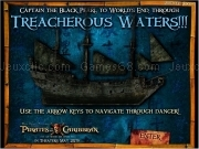 Jouer à Pirates caribbean - treacheous waters