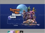 Jouer à Tripping the rift memory game