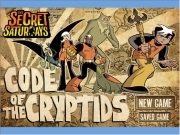 Jouer à The secret saturdays - code of the cryptids