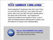 Jouer à The tech worker challenge