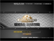 Jouer à Battleships - general quarters