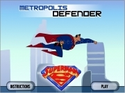 Jouer à Superman metroplis defender
