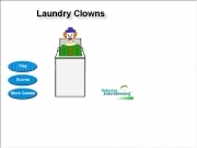 Jouer à Laundry clowns