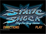 Jouer à Static shock sky surfing game