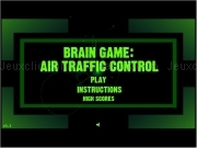 Jouer à Brain game - air traffic control
