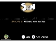 Jouer à Jam episode 5 - meeting new people