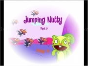 Jouer à Happy tree friends - jumping nutty part 7