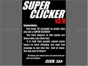 Jouer à Super clicker v2