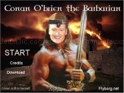 Jouer à Conan obrien the barbarian