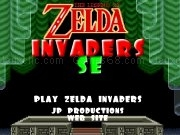 Jouer à The legend of Zelda - invaders SE