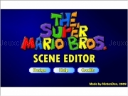 Jouer à The super mario bros 3 sceneeditor