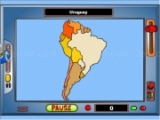 Jouer à Geography south america