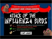 Jouer à Attack of the fluenza birds