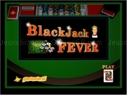 Jouer à Blackjack fever