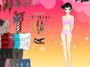 Jouer à Skinny jeans dressup game