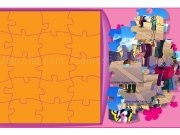 Jouer à Totally spies puzzle