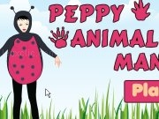 Jouer à Peppy animals mania