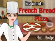 Jouer à Game how to make french bread pizza