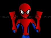Jouer à Spiderman webart