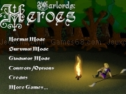 Jouer à Bog warlords heroes
