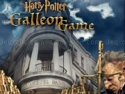 Jouer à Harry Potter Galleon game