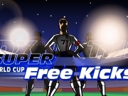 Jouer à Super free kicks world cup