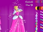 Jouer à Cinderella dress up