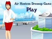 Jouer à Air hostess dressup