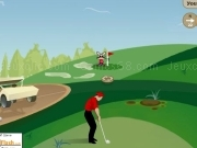 Jouer à Flash golf game
