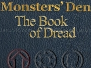 Jouer à Monsters den - The book of dread
