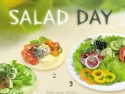 Jouer à Salad day