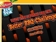 Jouer à Take the Lipton Ice tea better BBQ challenge