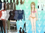 Jouer à Girly dress up