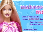 Jouer à Barbie makeover magic