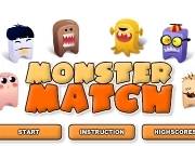 Jouer à Monster match