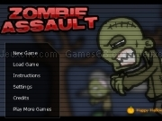 Jouer à Zombie assault