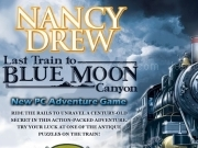 Jouer à Nancy drew last train to blue moon