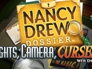 Jouer à Nancy drew dossier lights camera curses