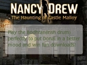 Jouer à Nancy Drew - the haunting of castle Malloy