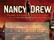 Jouer à Nancy Drew - Paris fashion adventure