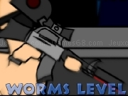 Jouer à Worms level 2