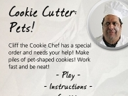 Jouer à Cookie cutter pets