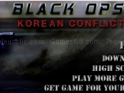 Jouer à Black Ops - Korean conflict