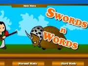 Jouer à Swords n words