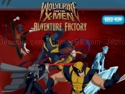 Jouer à Wolverine and the Xmen - adventure factory