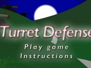 Jouer à Turret defense