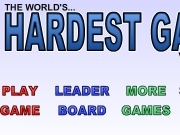 Jouer à The world hardest game