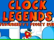 Jouer à Clock legends - strawberrys Peggey hunt
